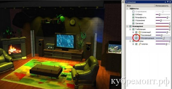 PRO100 - для 3D проектирования