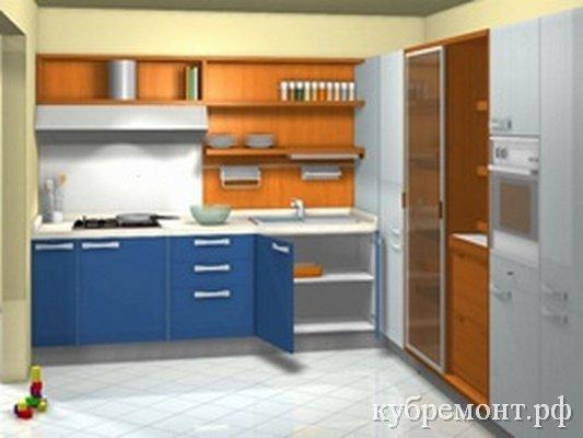 Kitchendraw программа проектирования кухни и ванной