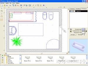 окно рограммы VisiCon 1.2