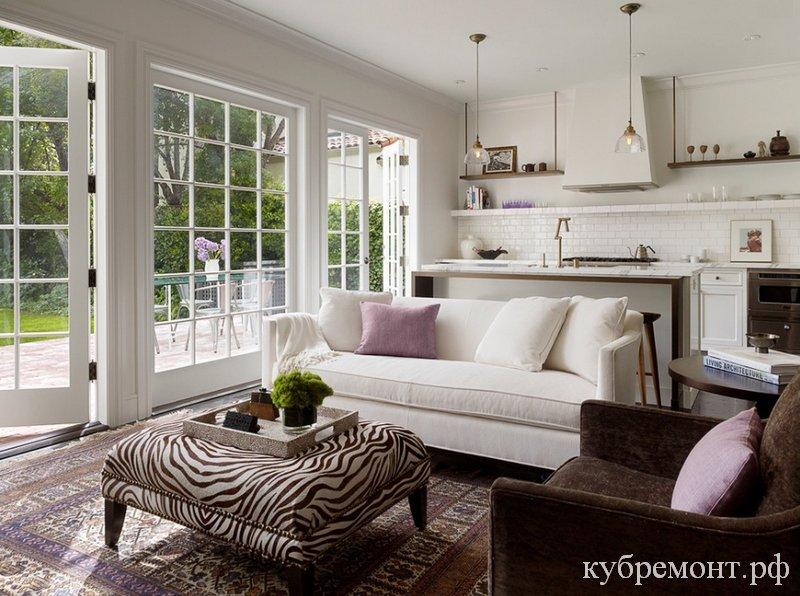 Стиль и дизайн доступны в маленьких домах