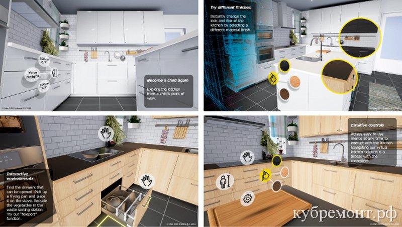 Kitchen Experience от IKEA