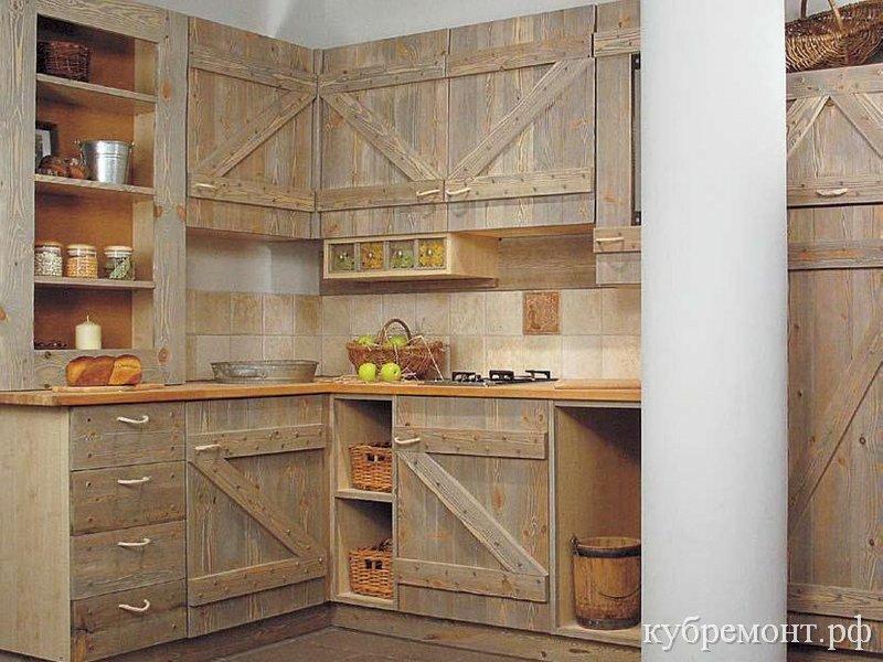 Как выбрать и купить кухню для дачи