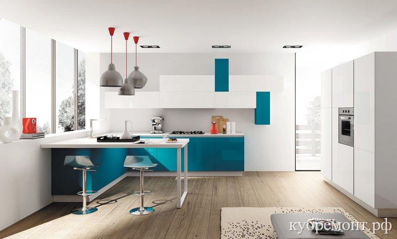 Минимальный набор кухонной мебели для дачи
