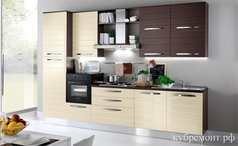 Современная кухня для дачи